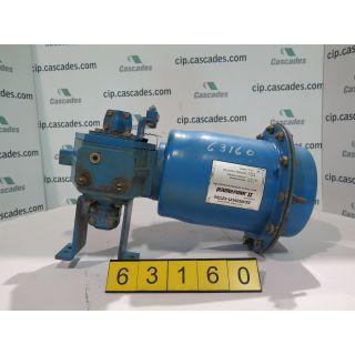 ACTUATOR - NELES JAMESBURY - QUADRA-POWR II - QP3C - USED