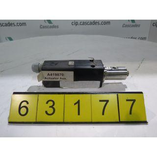 METSO IQ AquaPro System Actuator EMA-5000 - FOR SALE