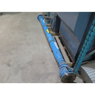 DRIVE SHAFT FOR COUCH ROLL MP3 - KOP-FLEX  - USED