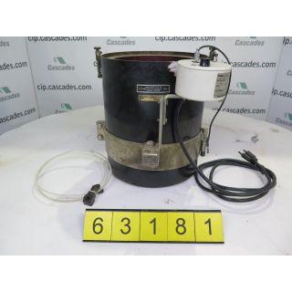 OXYGEN BOMB CALORIMETER - PARR - C636 - FOR SALE