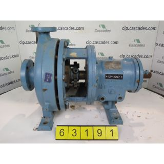 PUMP - GOULDS 3196 MT - 1 X 2 - 10 - USED