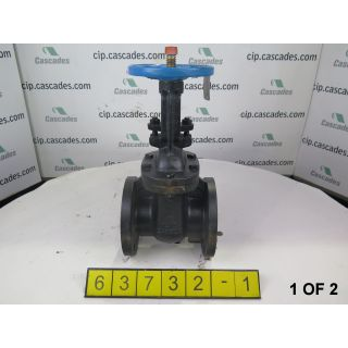 GATE VALVE MANUAL - KITZ - 125FCL - 3""
