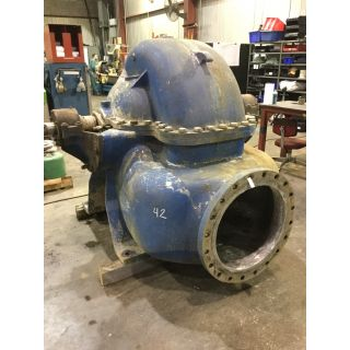 USED FAN PUMP - BABCOCK & WILCOX - 24X24-DG - FOR SALE