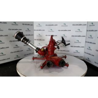 USED WATER CANNON - AKRON BRASS Co - STYLE: 3420 - FOR SALE