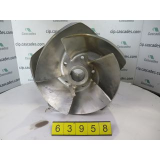 IMPELLER - GOULDS 3180 XLT - 12 X 14 - 19