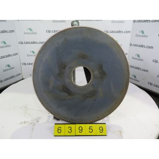 STUFFING BOX COVER - GOULDS 3180 XLT - 19""