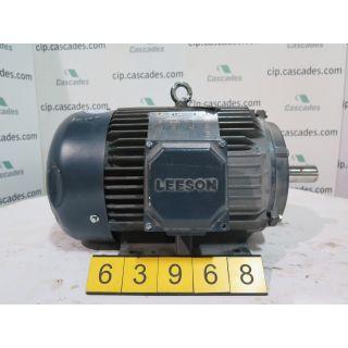 MOTOR - AC - LEESON - 10 HP - 3600 RPM - 230/460 V