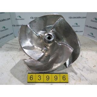 IMPELLER - GOULDS 3175 L - 14 x 14 - 22 - Item 101 - Parts #: 259-73-1203