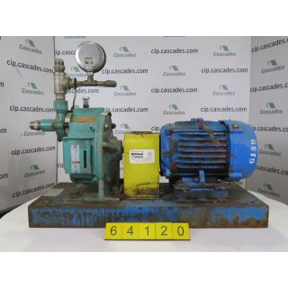 HIGH PRESSURE PUMP - SUNFLO P15-DSB