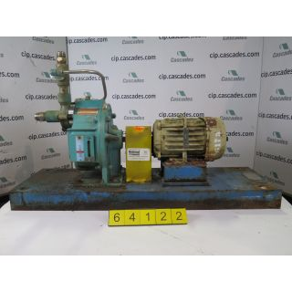 HIGH PRESSURE PUMP - SUNFLO P15-CSB