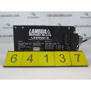 POWER SUPPLY - LAMBDA - LZS-500-3