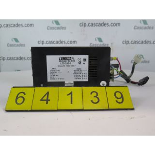 POWER SUPPLY - LAMBDA - LZS-250-3 - USED