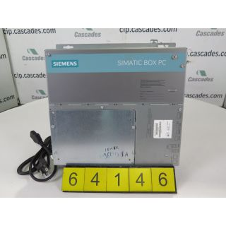 SIMATIC BOX PC - SIEMENS - 627 IEM