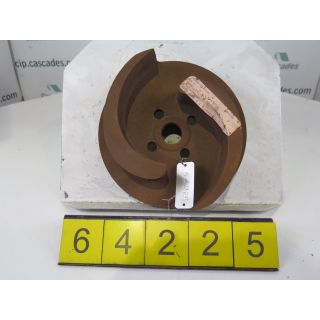 IMPELLER - GORMAN-RUPP 14A2-B - 4 X 4 - 8.25