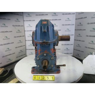 Speed Reducer - RADICON 9AU10 - 75 HP