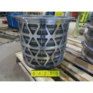 BASKET PRESSURE SCREEN - BELOIT S-18