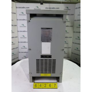 TRANSFORMER - WESTINGHOUSE 25 KVA - 600 VOLTS