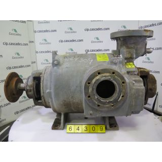 VACUUM PUMP - NASH SC6 - USED