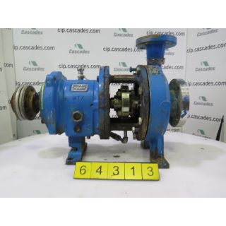 PUMP - GOULDS 3196 MTX - 2 X 3 - 8 - USED