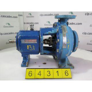 PUMP - AHLSTROM - APT11-1A - 2X1.250-8 - USED