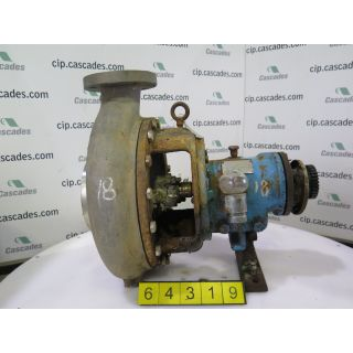 PUMP - GOULDS 3196 MT - 3 x 4 - 13 - USED