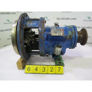 PUMP - GOULDS 3196 MT - 2 X 3 - 10 - USED