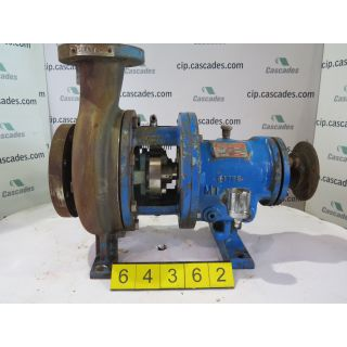 PUMP - GOULDS 3196 MT - 3 X 4 - 7 - USED