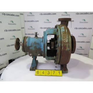 PUMP - GOULDS 3196 MT - 1.5 X 3 - 13 - USED