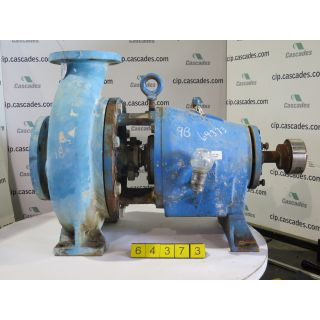 PUMP - GOULDS 3175 S - 6 X 8 - 14 - USED