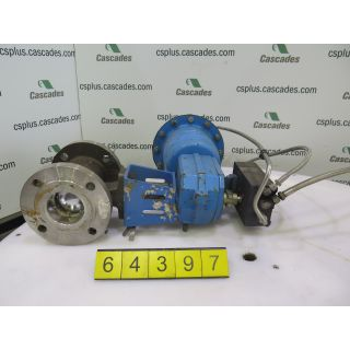 """csplus.cascades.com - sku: 64397 - V-BALL VALVE - NELES - 3"""""""