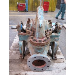 FAN PUMP - GOULDS 3405 L - 6 X 8 - 22 - USED