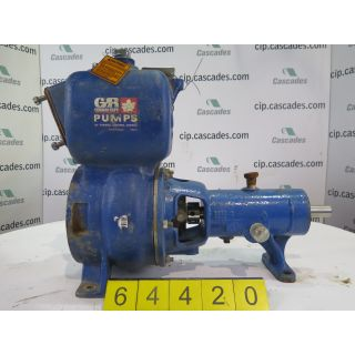 PUMP - GORMAN-RUPP 12B22B - 2.250""