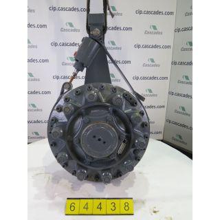 HYDRAULIC MOTOR - BLACK BRUIN - SISV 30A/4.0