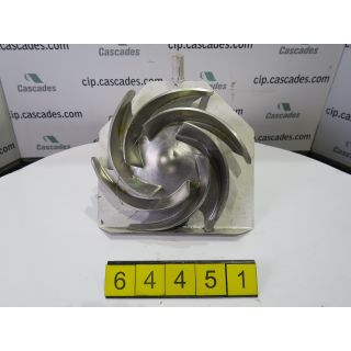 IMPELLER - GOULDS 3175 M - 8 X 10 - 14