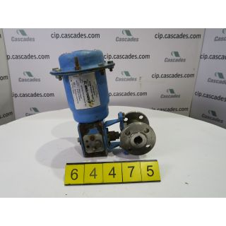 BALL VALVE - NELES JAMESBURY - 1""