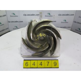 IMPELLER - GOULDS 3196 MT - 4 X 6 - 13