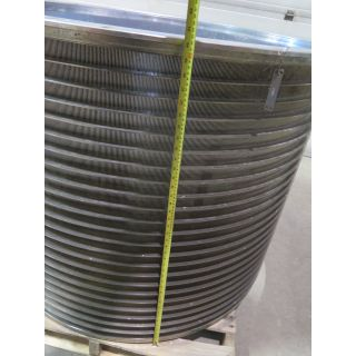 PRESSURE SCREEN BASKET FOR VOITH 30 V.S.