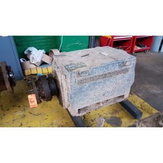 MOTOR AC - GENERAL ELECTRIC - 250 HP - 880 RPM - 460 VOLTS