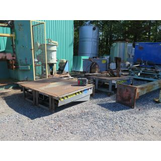 Loading Dock - SERCO - Hydraulic Dock Levelers - Rite Hite Dok-Lok Restraint Safety System