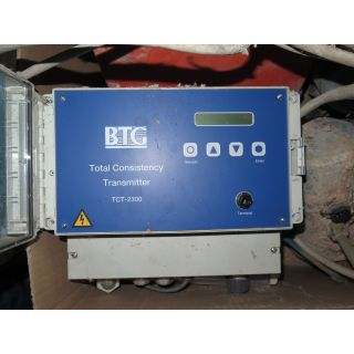 CONSISTENCY TRANSMITTER - BTG - TCT-2300