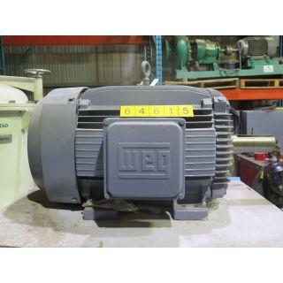 MOTOR - AC - WEG - 100 HP - 1200 RPM - 575 VOLTS