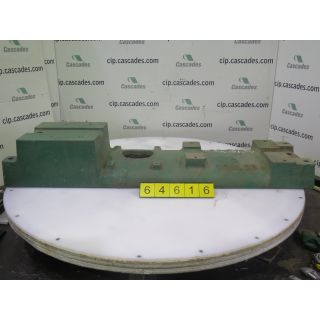 BASEPLATE - GOULDS 3196 MT - BED PLATE #1