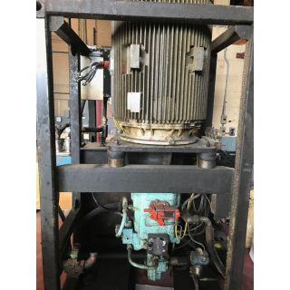 POWER UNIT - PUMP HYDRAULIC - DENISON - USED
