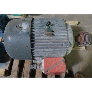 MOTOR - AC - CANRON TAMPER - 125 HP - 1800 RPM - 575 VOLTS