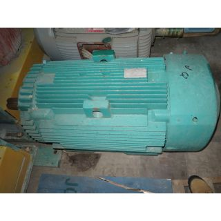 MOTOR - AC - G.E. - 200 HP - 1200 RPM - 575 VOLTS