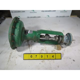 ACTUATOR - FISHER 657 - USED