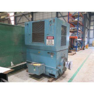 MOTEUR - AC - SIEMENS-ALLIS - 900 HP - 600 RPM - 2300 VOLTS