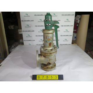 SAFETY VALVE - DRESSER INDUSTRIAL - 1906LO - 2 X 3