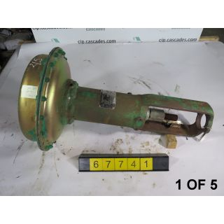 1 OF 5 - ACTUATOR - FISHER - 667 - USED (