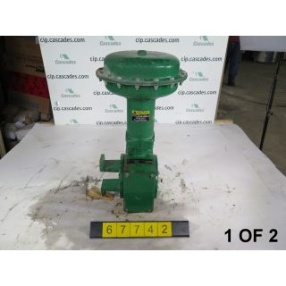ACTUATOR - FISHER 1051 - USED